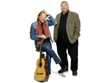Peter Harrysson och Bengt Magnusson, Linköpings Stadsfest