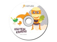 Kaptein Kanvas cd