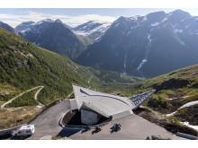 Utsikten - National Turistvej Gaularfjeldet