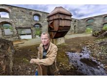 Die verlassenen Kupfergruben von Sulitjelma, Industriedenkmal und Filmkulisse