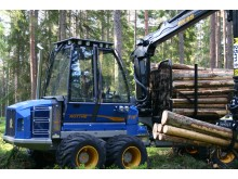 Forest machines market