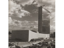 FN-komplekset, 1952.