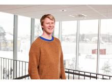 Niklas Bruce, koordinator för medborgarinitiativet End Ecocide in Europe.