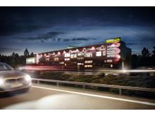 MotorCenter Espoonlahti Länsiväylä ilta