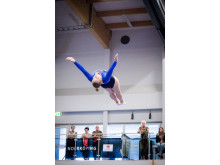 Louise H Lundblad, SM i trampolin 2016, individuell trampolin