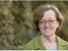 Lena Claesson-Welsh, professor vid institutionen för immunologi, genetik och patologi
