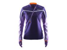 Weather jersey (women) i färgen dynasty/lilac/flourange