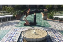 Acro Yoga in YOIQI_Source NOSADE