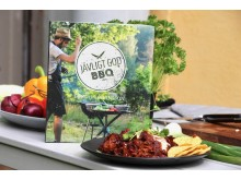 Få kokboken #JävligtGodBBQ - och mycket mer!