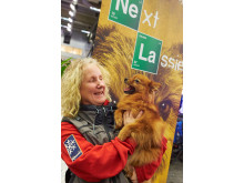 Finalist The Next Lassie dag 1: Saga