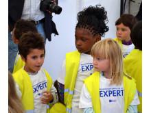 Bostadsbolaget anlitar förskolebarn som experter