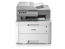 Brother DCPL3550CDW LED multifunksjon