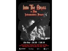 """Poster för dokumentären """"Into the Abyss"""""""