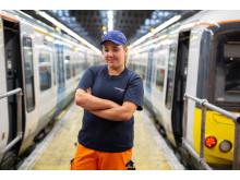 Rosie-Jayne Wiles, Apprentice Electrical Engineer with GTR