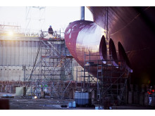 DFDS - Umbaumaßnahmen Fähren Calais-Dover
