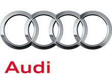Audi logo 4 ringe