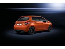 Nya Peugeot 208 – koncentrerad energi