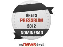 Årets Pressrum 2012