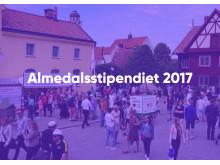 Almedalsstipendiet 2017