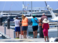 Story image - Karpaz Gate Marina -  visitor numbers are increasing