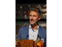 Bruno van den Branden, CEO Kebony