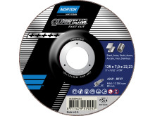 Norton Quantum - Grinding wheel Fast Cut