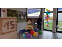 Präsentation Steffen Hochhaus, Logistics Director