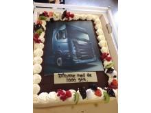 Scania kage