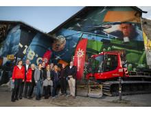 Winter-Medienkonferenz von Schweiz Tourismus in Berlin