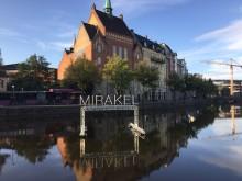 Konstverket Mirakel