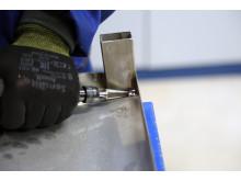 Flexovit hårdmetallfilar - Användning 1