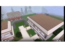 Österbyskolan Österbybruk Minecraft 2016