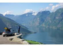 Mit dem Auto nach Norwegen