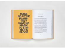 Den nya världen & Den nya staden av Lennart Pehrson, formgivna och illustrerade av Johannes Molin, är Årets vackraste bok 2014
