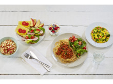 «5 om dagen» er ett av flere kostholdsråd, hvor vi oppfordres til å spise 5 porsjoner med frukt, bær og grønnsaker hver dag. Men hvor stor er egentlig en porsjon og teller fryste varer med ?