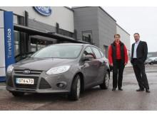 Suomessa liikenteessä jo 1500 Ford Flexifuelia