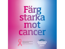 Färgstarka mot cancer