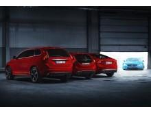 Volvo lanserar nya Black R för att fira STCC-titel med Polestar