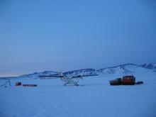 Bandvagn på Grönland