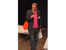 Magnus Söderlund - författare till Årets Marknadsföringsbok 2015