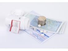 penger piller resept