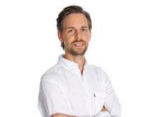 Joakim Augustsson, delägare Nobo Design