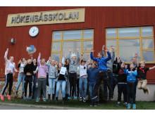 Sjuor från Tidaholm vann klassresa – får träffa PSG!    Arbete för sunda vanor och rörelseglädje tar klassen till Paris