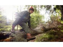 Skogsmulle - naturparkour