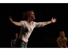 TeaterTillsammans lyfter kvinnliga dramatiker med föreställningen Dramatikerinnen