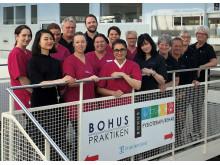 Medarbetare på Bohuspraktiken och Bohus Fysioterapi/Rehab.