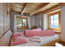 Zimmer im Berghaus Niesen Kulm