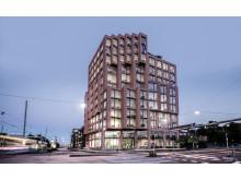 Castellums planerade kontorshus i Krokslätt, Göteborg