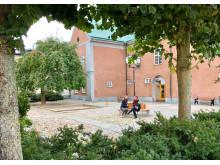 Rådhusgården i Arboga