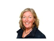 Pia Forsberg, näringslivschef i Huddinge kommun